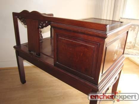 Meuble telephone fauteuil gueridon table meuble en authenticit garantie - Meuble fauteuil telephone ...