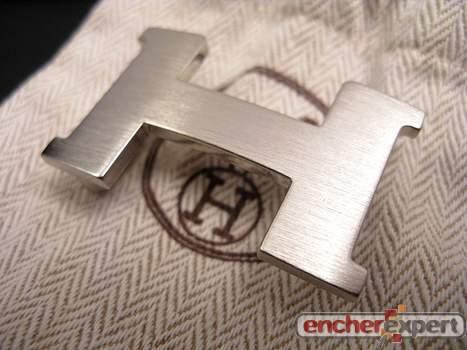 Neuf boucle ceinture HERMES constance h petit - Authenticité garantie -  Visible en boutique 7050b37e9e9