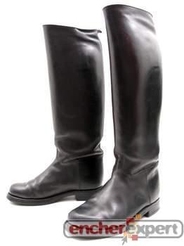 bottes d equitation jm weston 10 43 homme cuir. Black Bedroom Furniture Sets. Home Design Ideas