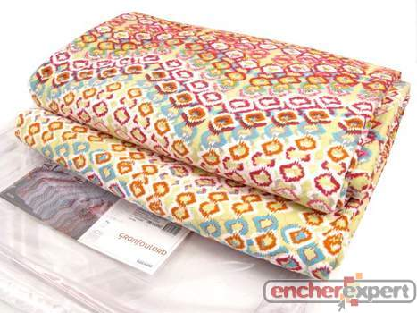 neuf couvre de lit bassetti granfoulard salina en coton matelasse 240 x 255 299 ebay. Black Bedroom Furniture Sets. Home Design Ideas