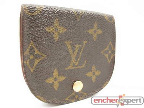 personnalisé original à chaud remise spéciale Vintage porte monnaie LOUIS VUITTON cuvette - Authenticité ...
