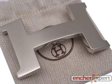 Boucle de ceinture HERMES constance grand modele - Authenticité garantie -  Visible en boutique 29ddbed040b
