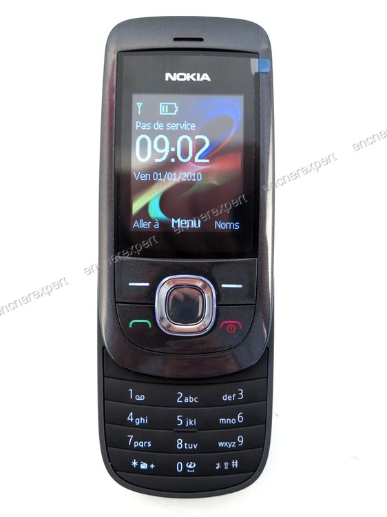 neuf telephone portable coulissant nokia 2220. Black Bedroom Furniture Sets. Home Design Ideas