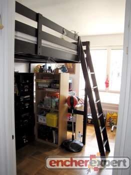 lit mezzanine ikea matelas 140x200 cm 2 authenticit garantie visible en boutique. Black Bedroom Furniture Sets. Home Design Ideas