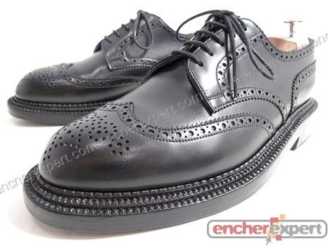Triple Authenticité Chaussures Weston Jm Neuf Derby Semelle k8NwOPXZn0
