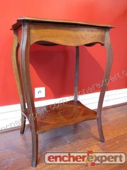 ancien meuble de couturiere table travailleuse a. Black Bedroom Furniture Sets. Home Design Ideas
