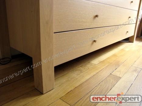 commode roche bobois eden meuble design chene authenticit garantie visible en boutique. Black Bedroom Furniture Sets. Home Design Ideas