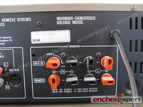 Vintage chaine hifi technics ampli su z1 platine authenticit garantie vi - Ampli platine vinyle ...