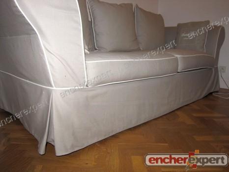 canape design maisons du monde roma sweet home authenticit garantie visible en boutique. Black Bedroom Furniture Sets. Home Design Ideas