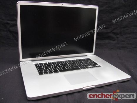 Pc portable apple macbook pro ecran 17 mat a1297 for Ecran pc mat