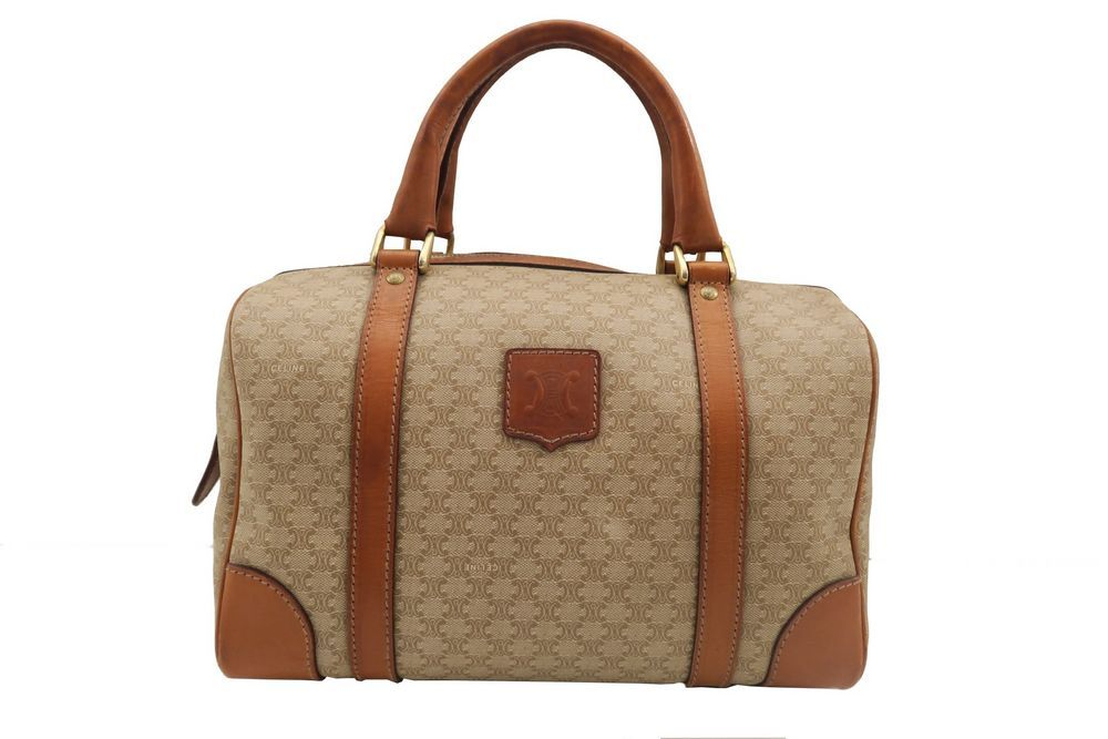 celine mini luggage black with red piping - D��p?t vente de luxe SACS ET MODE, SAC A MAIN. 3 boutiques �� Paris.