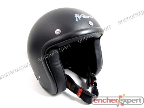 casque de moto scooter airborn jet master helmet authenticit garantie visible en boutique. Black Bedroom Furniture Sets. Home Design Ideas