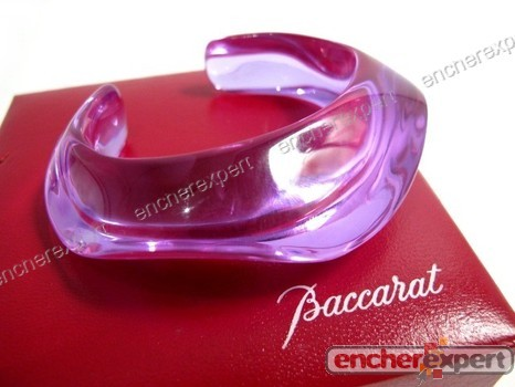 Bracelet baccarat cristal crabtree talking crap about sherman