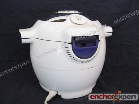 Robot de cuisine moulinex cookeo cuiseur 6l 5 for Robot cuisine cookeo