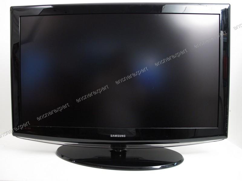 tele lcd samsung le40r86bd 40 102 cm 16 6 ecran authenticit garantie visible en boutique. Black Bedroom Furniture Sets. Home Design Ideas