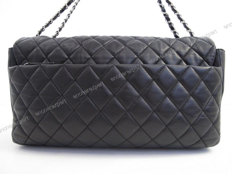 neuf sac a main chanel timeless jumbo gm 34 cuir authenticit garantie visible en boutique. Black Bedroom Furniture Sets. Home Design Ideas