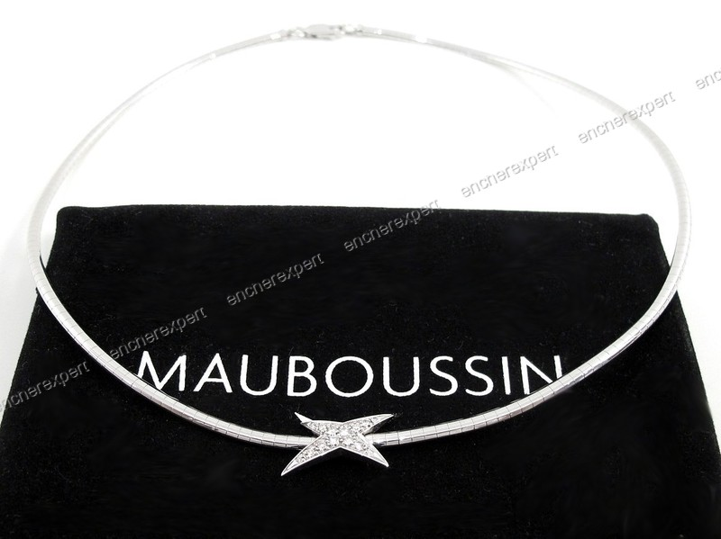 collier homme mauboussin