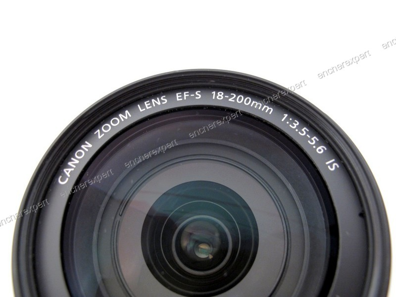 neuf objectif canon zoom teleobjectif 18 200 mm. Black Bedroom Furniture Sets. Home Design Ideas