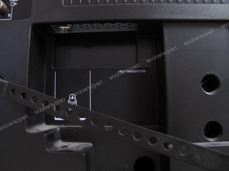 tele lcd toshiba regza 32cv515d ecran plat 81 cm - authenticit u00e9 garantie
