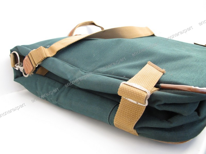 Housse porte vetements lancel toile valise costume for Housse costume voyage
