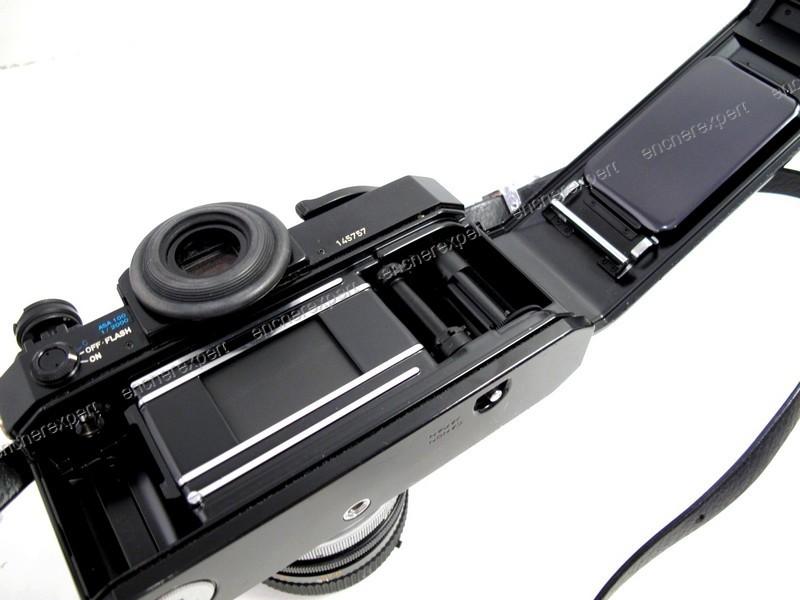 appareil photo reflex argentique canon f 1 50 mm authenticit garantie visible en boutique. Black Bedroom Furniture Sets. Home Design Ideas