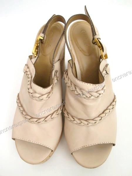 neuf chaussures chloe sandales project escarpins authenticit garantie visible en boutique. Black Bedroom Furniture Sets. Home Design Ideas