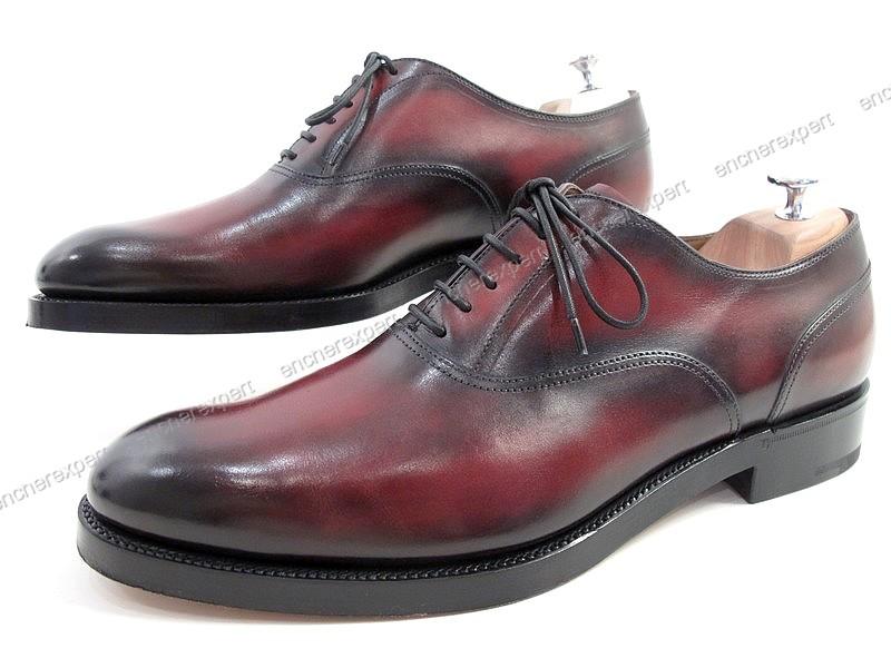 10 Neuf 44 Authenticit Cuir Chaussures Berluti Richelieu qA6MpK1tAr