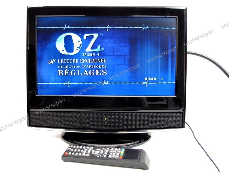 tv television lcd sensy lcd15hyt 15 pouces 38 cm authenticit garantie visible en boutique. Black Bedroom Furniture Sets. Home Design Ideas