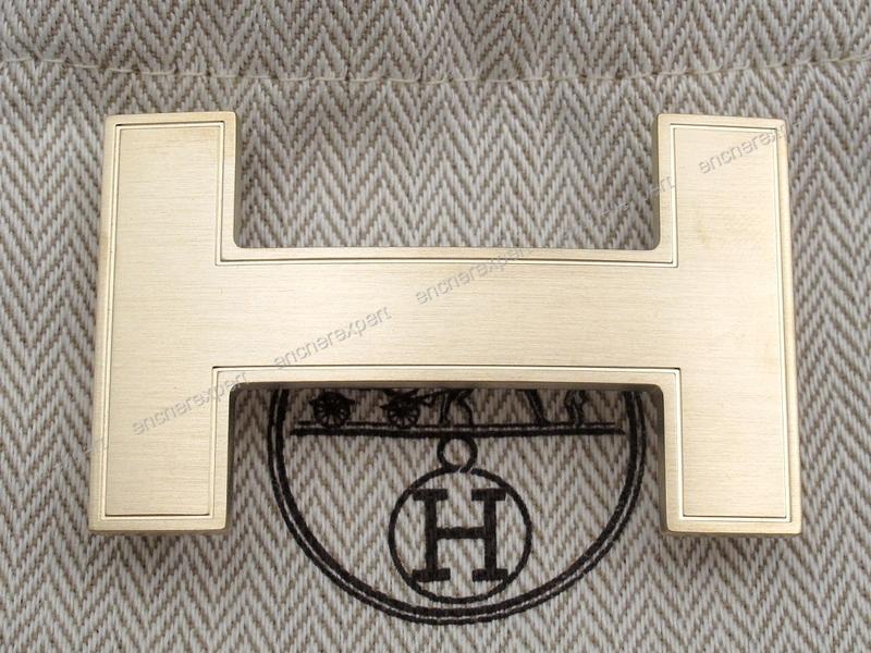 Neuf boucle de ceinture HERMES quizz h - Authenticité garantie - Visible en  boutique 3c69de41d22