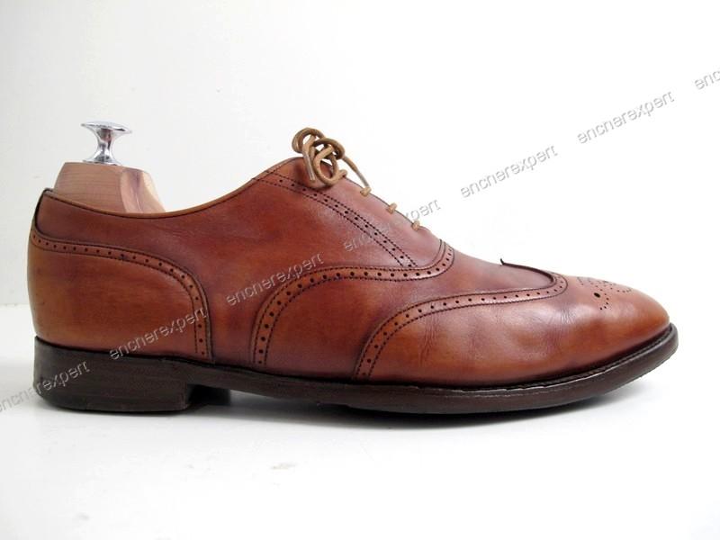 Chaussures cheaney london richelieu 10 5 44 5 cuir for Meuble a chaussure london