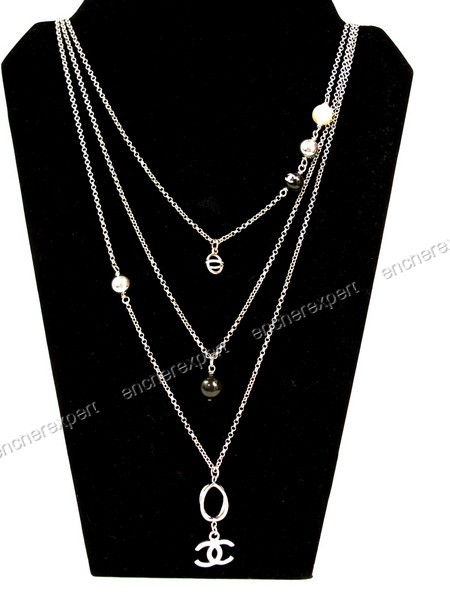 Neuf collier sautoir CHANEL perles collection 2006 - Authenticité garantie  - Visible en boutique c986c01c977