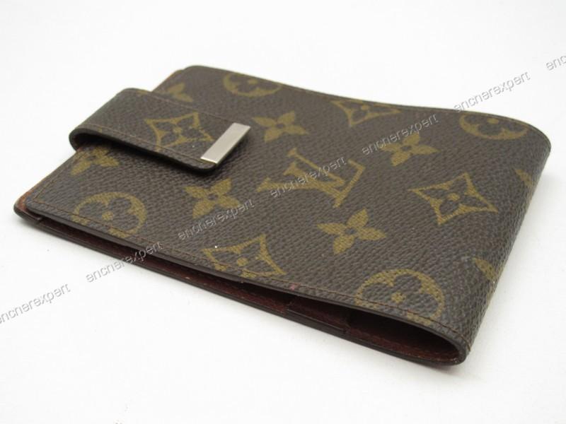 Vintage porte chequier louis vuitton portefeuille authenticit garantie visible en boutique - Porte chequier louis vuitton ...