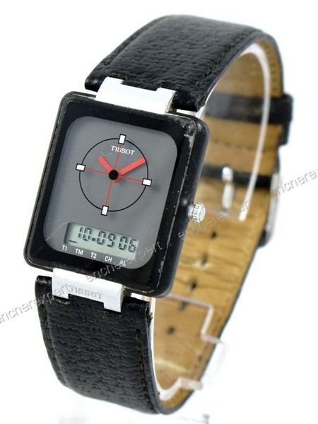 montre tissot twotimer classique quartz homme 30 authenticit garantie visible en boutique. Black Bedroom Furniture Sets. Home Design Ideas