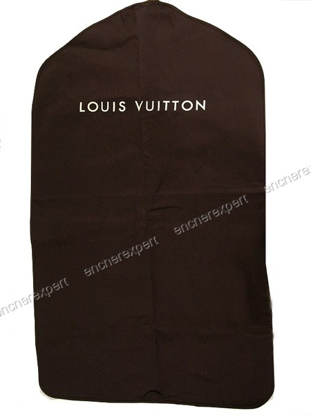 neuf housse porte vetements louis vuitton sac authenticit garantie visible en boutique. Black Bedroom Furniture Sets. Home Design Ideas