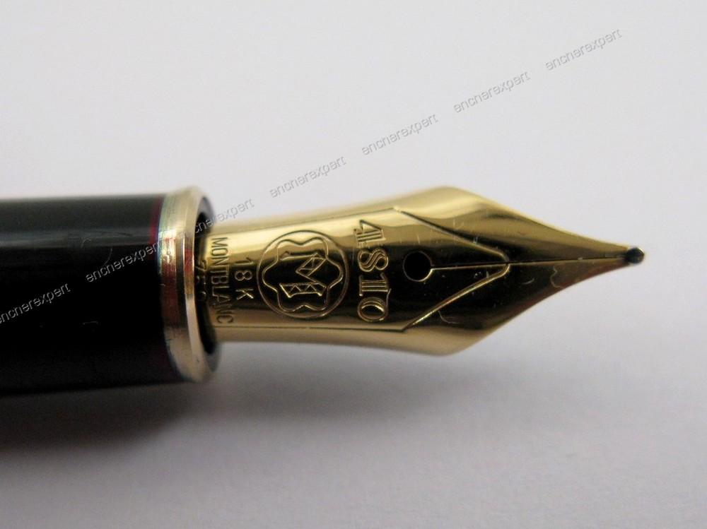 stylo plume montblanc meisterstuck 145 classique - authenticit u00e9 garantie