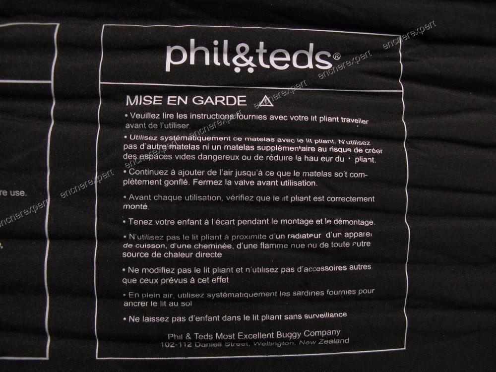 lit parapluie de voyage phil and teds phil teds authenticit garantie visible en boutique. Black Bedroom Furniture Sets. Home Design Ideas