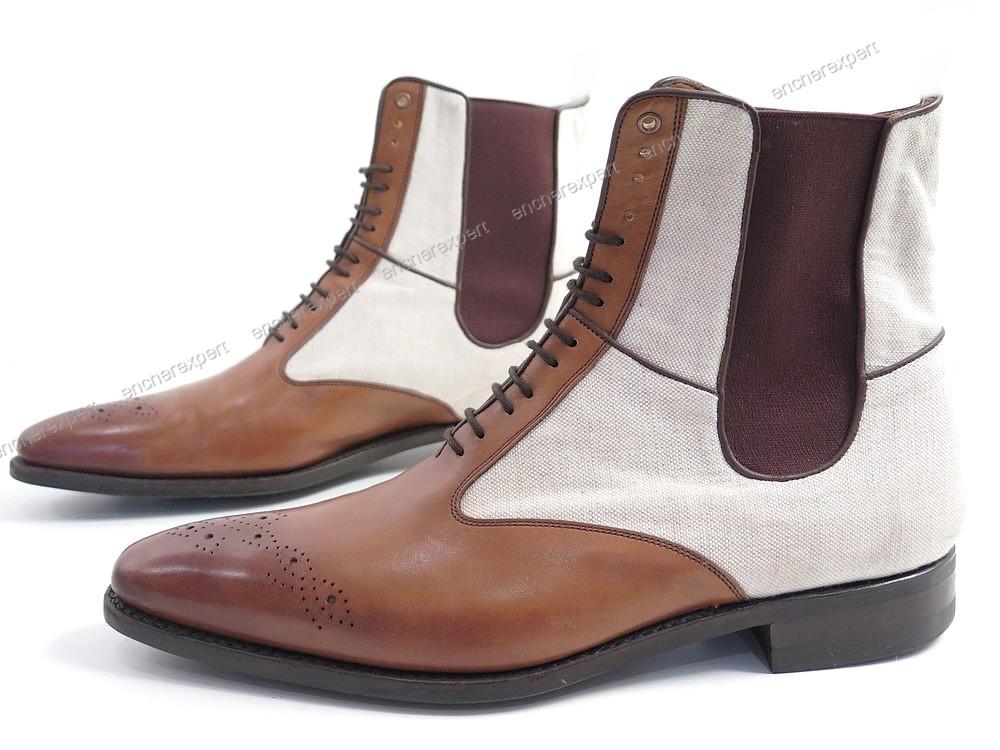prix compétitif 9cc0d 28941 Neuf chaussures stanislas bottier bottines 11 44.5 ...