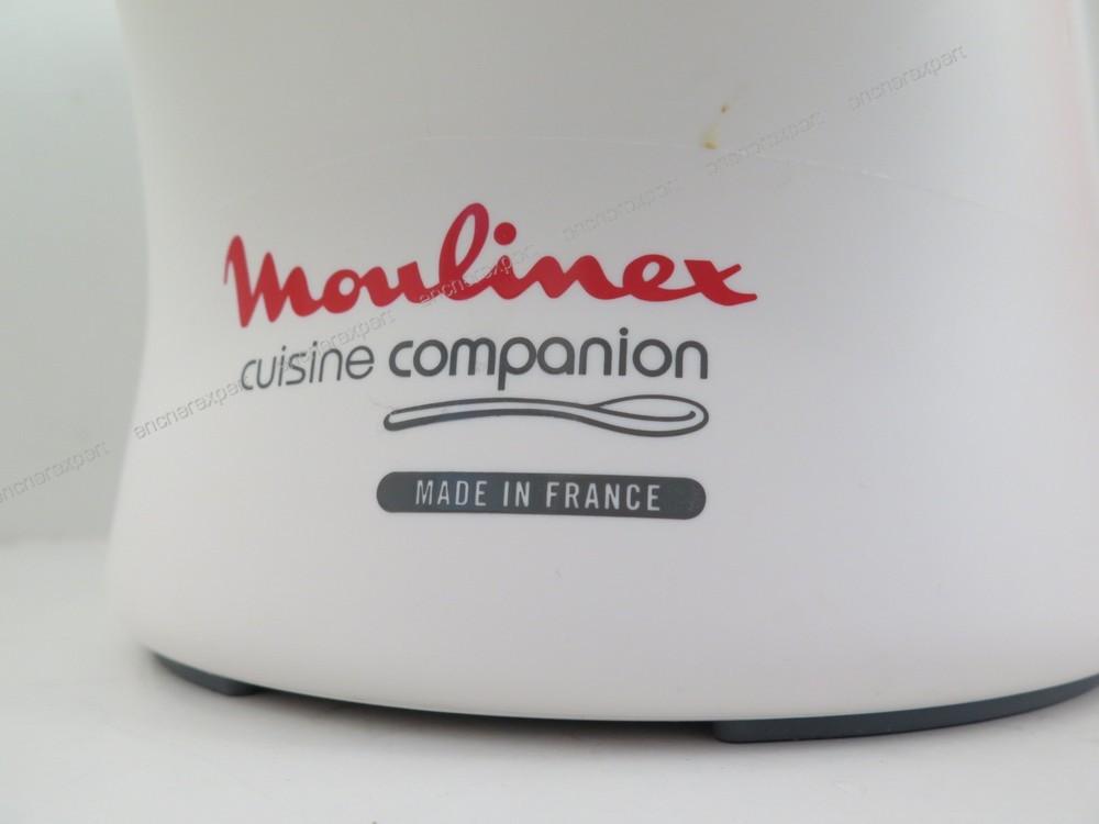 Neuf robot cuiseur multifonction moulinex cuisine authenticit garantie visible en boutique - Moulinex hf800 companion cuisine ...