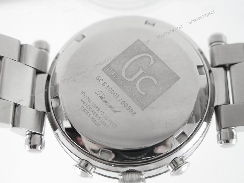 Montre guess collection gc 63000l diamond 38 mm