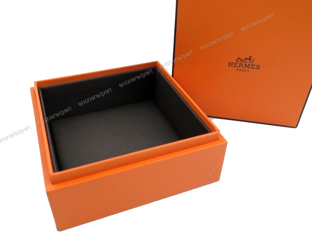 vintage ancienne boite collection hermes bijoux authenticit garantie visible en boutique. Black Bedroom Furniture Sets. Home Design Ideas