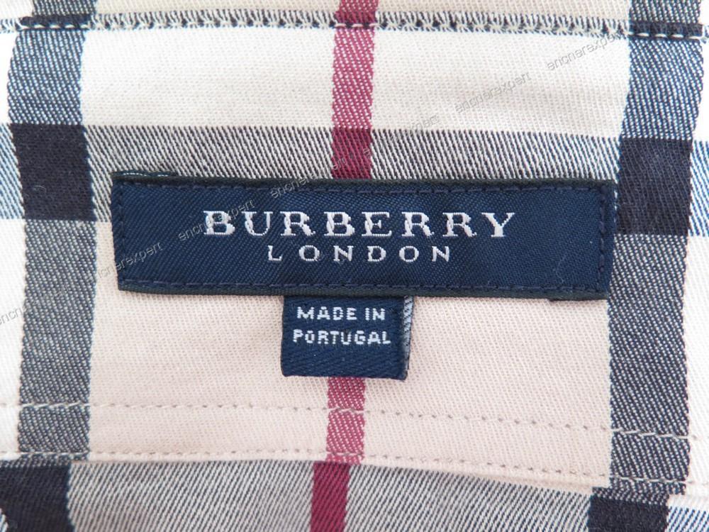 neuf chemise burberry london femme l 40 42 coton authenticit garantie visible en boutique. Black Bedroom Furniture Sets. Home Design Ideas