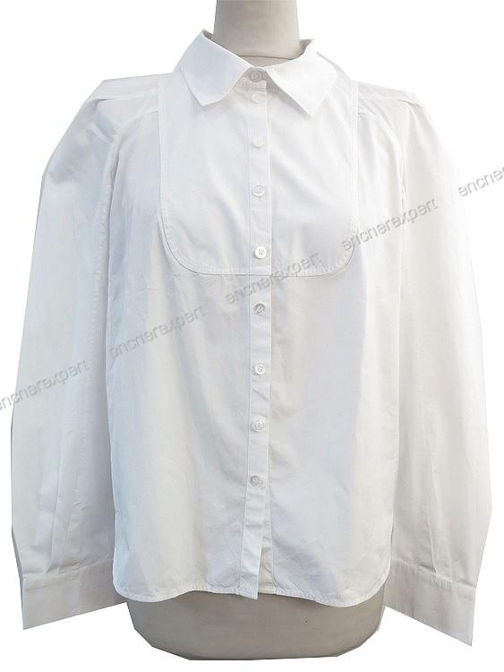 good service authentic best service Chemisier LOUIS VUITTON 40 m chemise femme coton ...