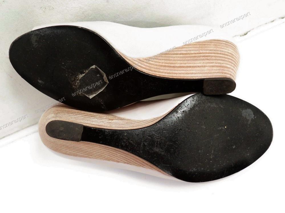 chaussures pierre hardy escarpins bouts ouverts 37 authenticit garantie visible en boutique. Black Bedroom Furniture Sets. Home Design Ideas