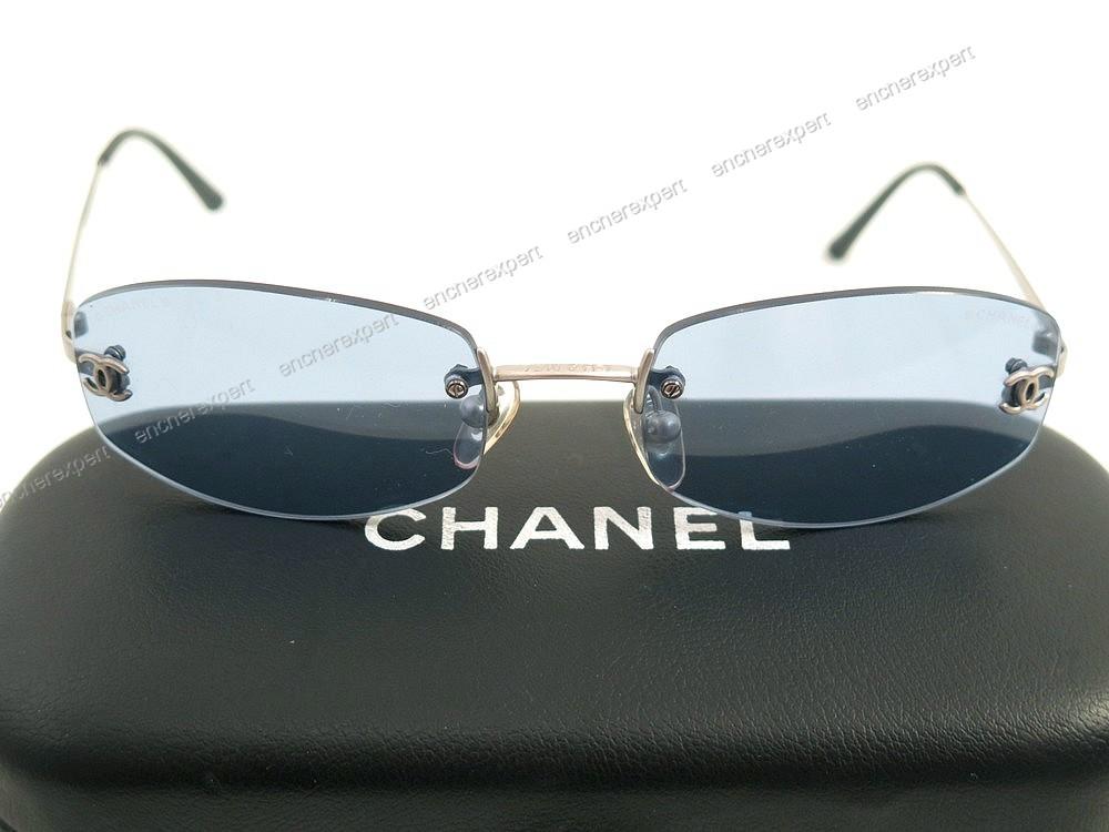 Paire de lunettes de soleil CHANEL 4002 femme - Authenticité garantie -  Visible en boutique d94399ce3432