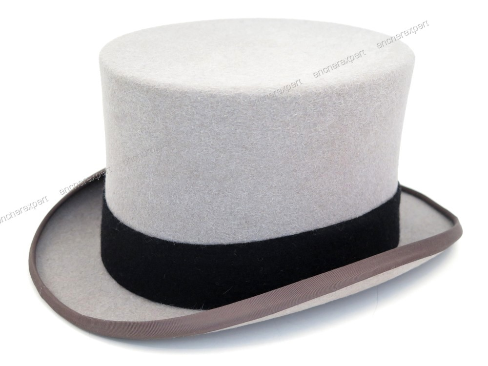 Neuf chapeau haut de forme motsch maison hermes t for Maison en forme de t