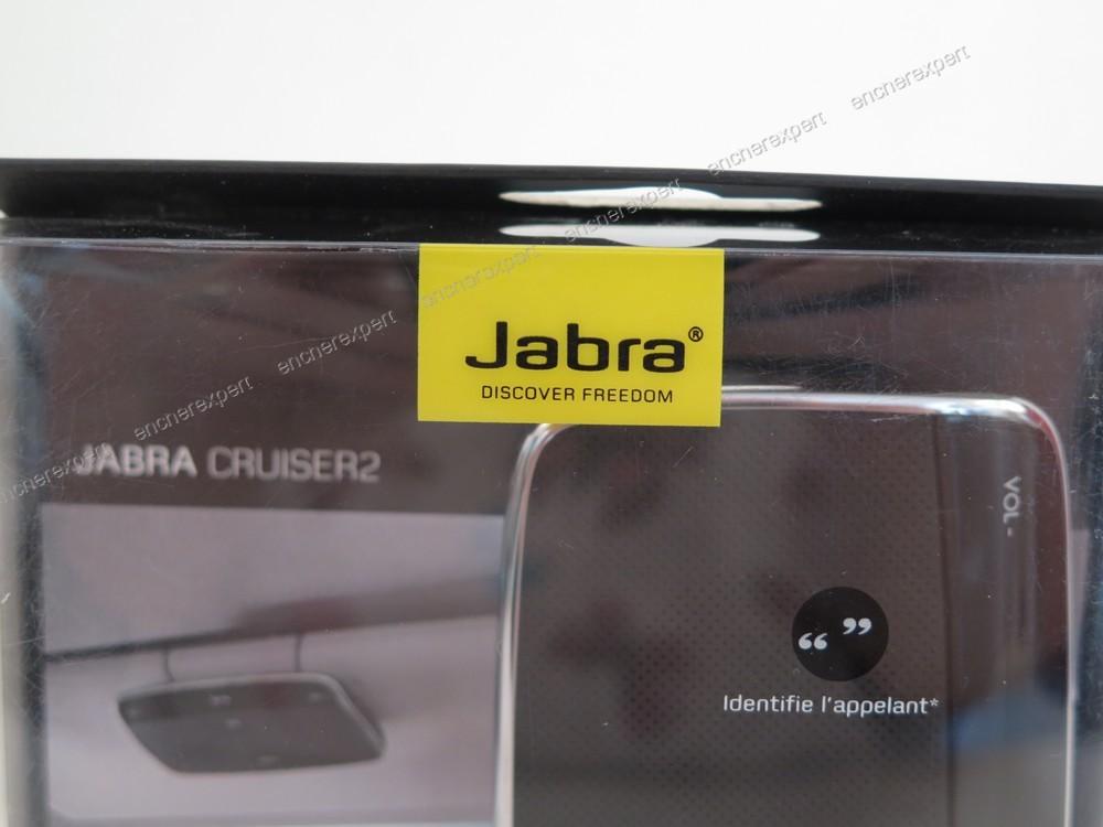 neuf kit mains libres jabra cruiser 2 scelle authenticit garantie visible en boutique. Black Bedroom Furniture Sets. Home Design Ideas
