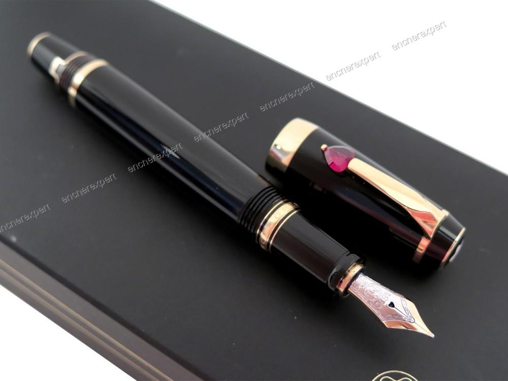 stylo mont blanc boheme rouge