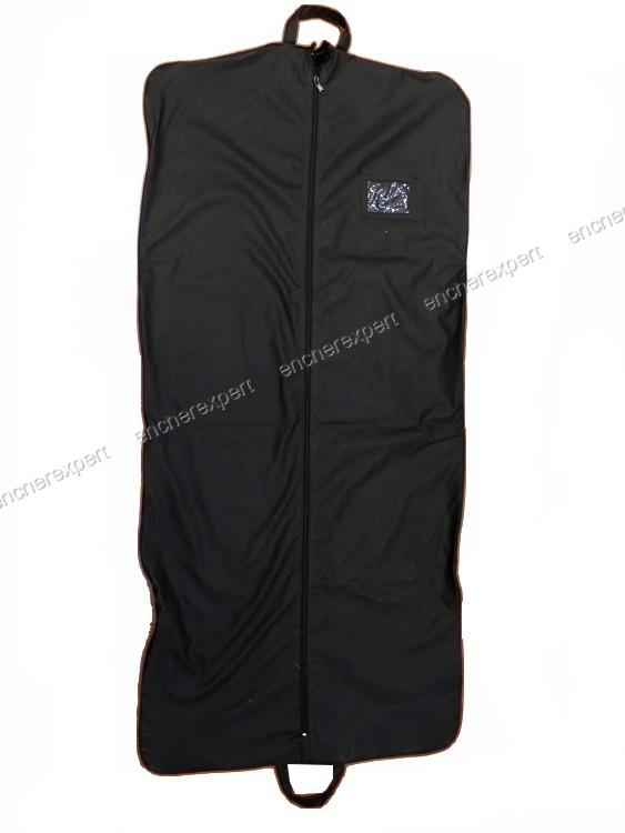 Lot de 3 housses a vetement chanel impermeable sac protege for Housse transport costume