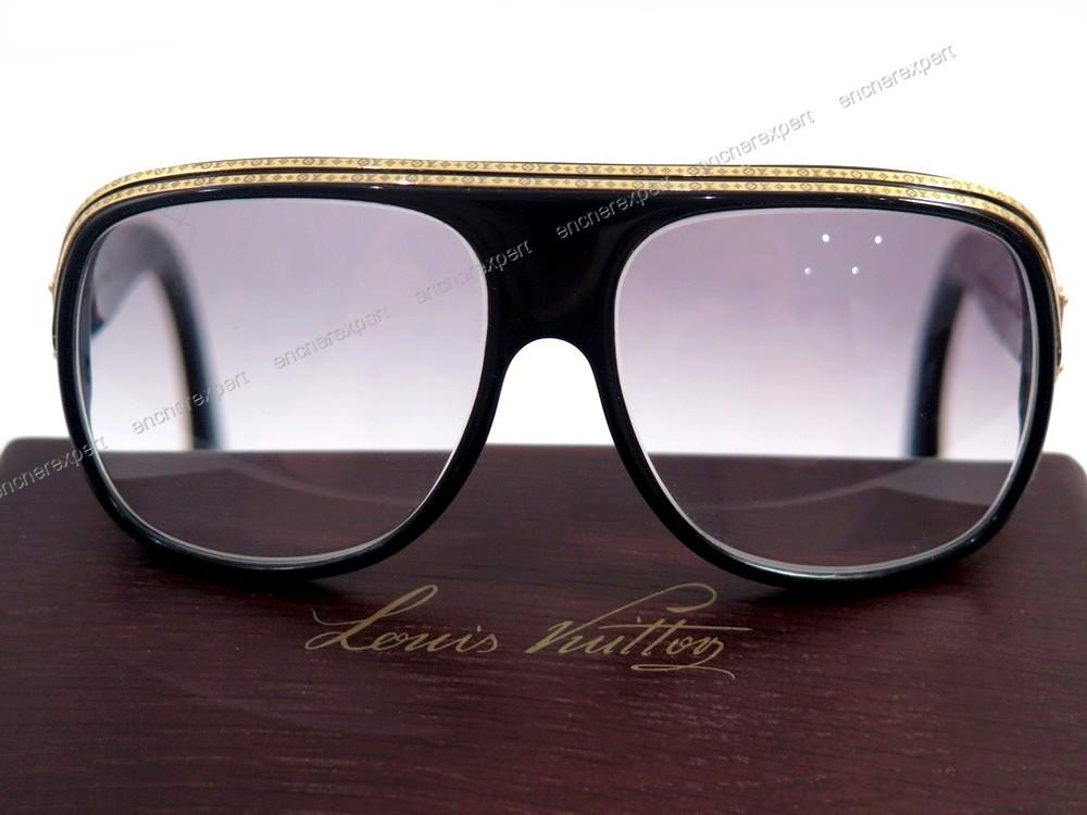 e0126bf7279fd Lunettes de soleil LOUIS VUITTON millionaire - Authenticité garantie -  Visible en boutique