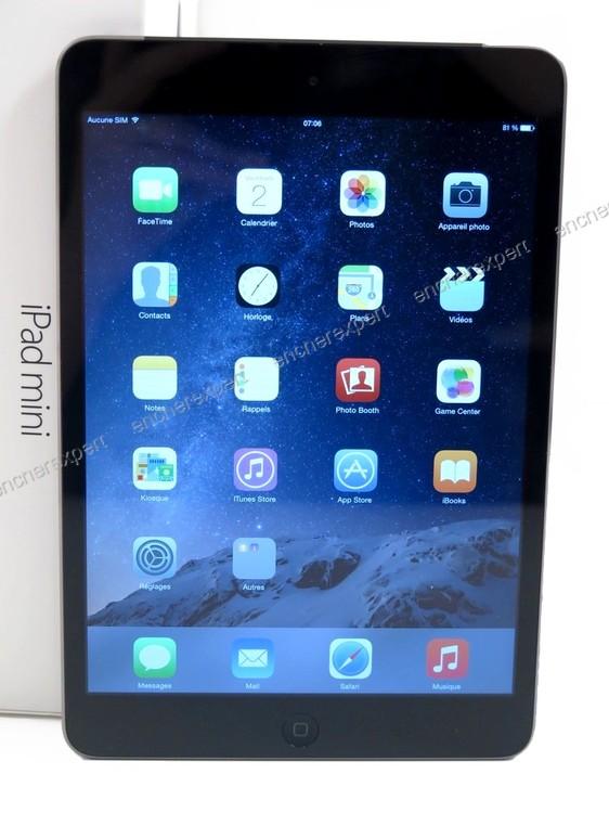 neuf tablette apple ipad mini 2 wifi cellular 16. Black Bedroom Furniture Sets. Home Design Ideas